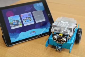 [準備の様子を一部紹介]10月25日に小学生と高校生と『mBotで遊ぼう』を実施します!