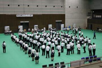 2021年7月14日合同企業ガイダンスin長門 開催しました。